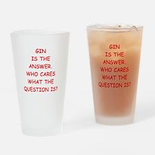 gin Drinking Glass