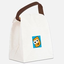 Cute Tater Canvas Lunch Bag