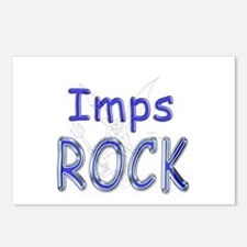 Imps Rock Postcards (Package of 8)