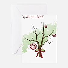 Chrismukkah Greeting Cards (Pk of 10)