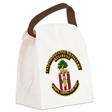 COA - 1st ADA Regiment Canvas Lunch Bag
