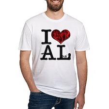 I Love bAL-lin Shirt