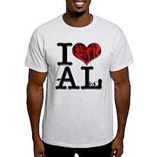I Love bAL-lin T-Shirt