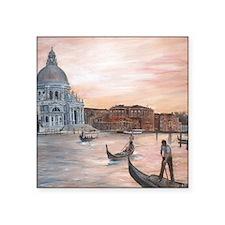 venetian romance Sticker