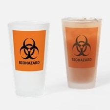 biohazard Drinking Glass
