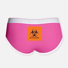 biohazard Women's Boy Brief