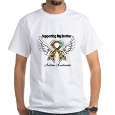Supporting My Brother Autism T-Shirt