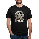 4th Kind Entertainment Dark Logo T-Shirt womens