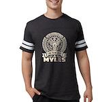 4th Kind Entertainment Dark Logo T-Shirt mens
