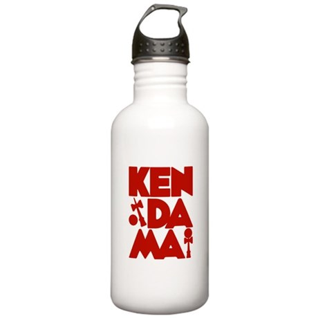 Kendama Cube Stainless Water Bottle 1.0L