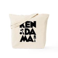 Kendama Cube Tote Bag