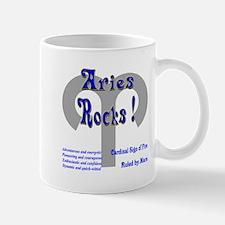 Aries Rocks ! Mug