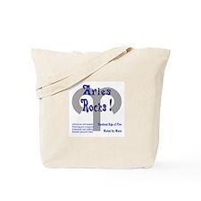 Aries Rocks ! Tote Bag