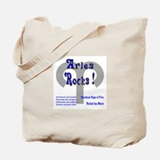 Aries Rocks ! Tote Bag