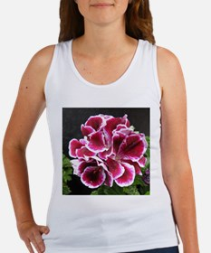 GERANIUM FLOWER~Regal Picotee~ Women's Tank Top