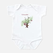 Chrismukkah Infant Bodysuit