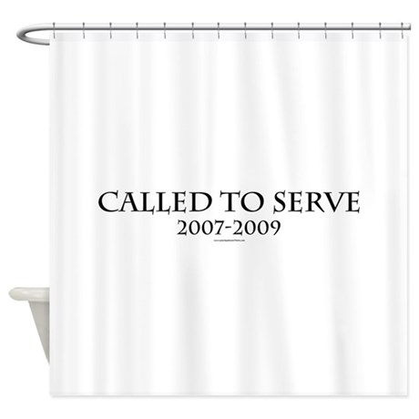 Called to Serve 2007-2009 - LDS Mission TShirts Sh