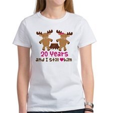20th Anniversary Moose Tee