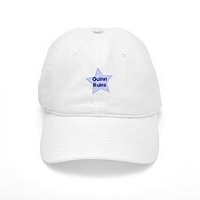 Quinn Rules Baseball Cap