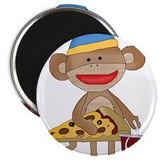 "Cute Pizza 2.25"" Magnet (100 pack)"