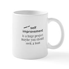 self improvement Mugs