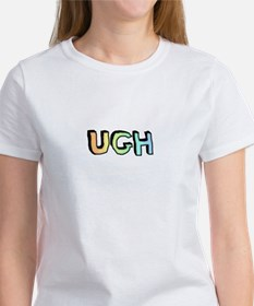 Rainbow Gradient 'UGH' T-Shirt