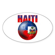 Haitian Football Decal