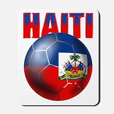 Haitian Football Mousepad