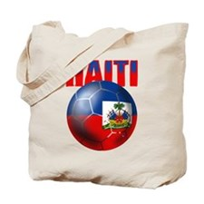 Haitian Football Tote Bag