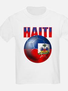 Haitian Football T-Shirt
