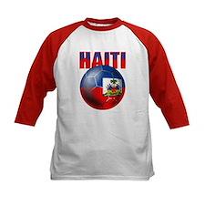 Haitian Football Tee
