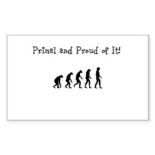 Rectangular Primal Stickers