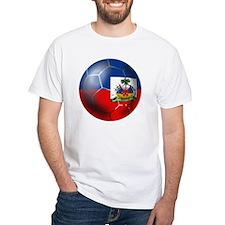 Haiti Soccer Ball Shirt