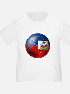 Haiti Soccer Ball T