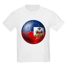 Haiti Soccer Ball T-Shirt