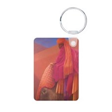 Mahout and Elephant - Keychains