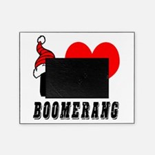 I Love Boomerang Picture Frame
