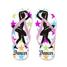 DANCER STAR Flip Flops