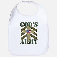 GODS ARMY Bib