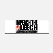 IMPEACH OBAMA Car Magnet 10 x 3