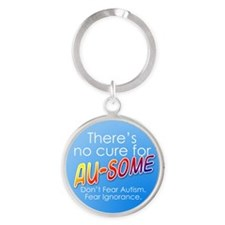 No Cure for Au-some Keychains