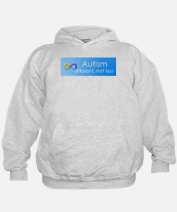 Autism. different, not less Hoodie