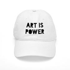 Art Power Baseball Cap