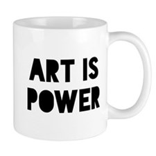 Art Power Mug