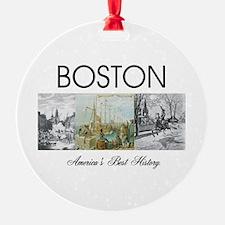 ABH Boston Ornament