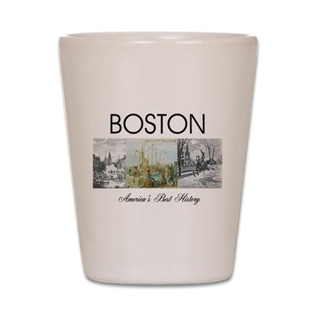 ABH Boston Shot Glass