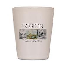 ABH Boston Shot Glass