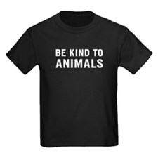 Be Kind Animals T