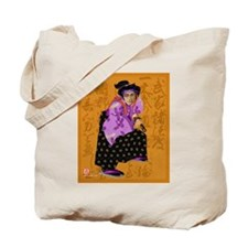 Tote Bag, Kabuki Samurai