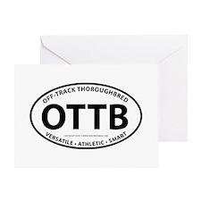OTTB Greeting Card